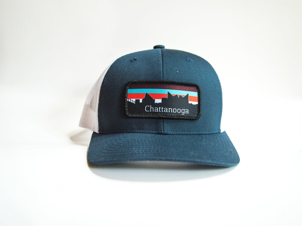 CHATT WATERFRONT PATCH HAT
