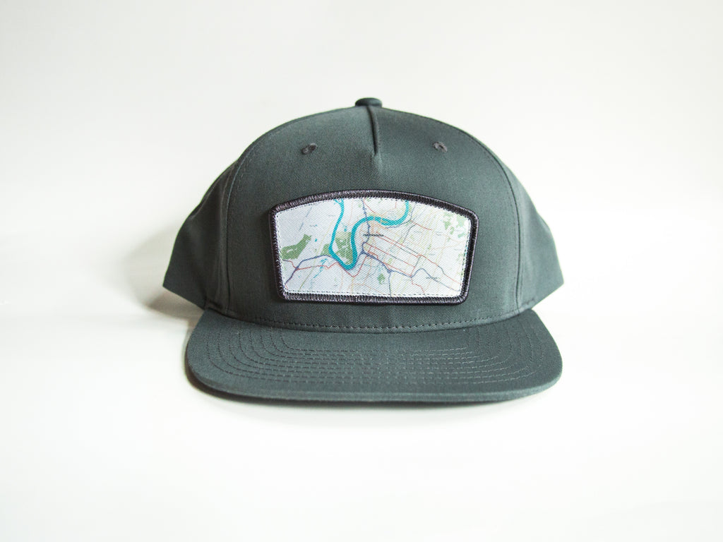 CHATT MAP PATCH HAT