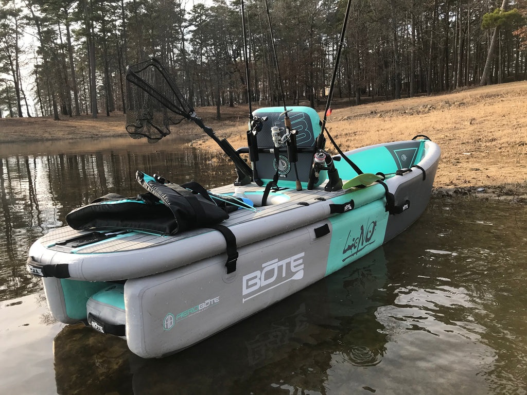 Bote 2020-2021 Lono Aero Inflatable Kayak