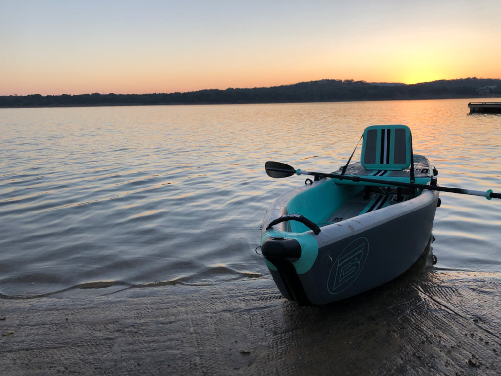 Bote Lono Aero Inflatable Kayak