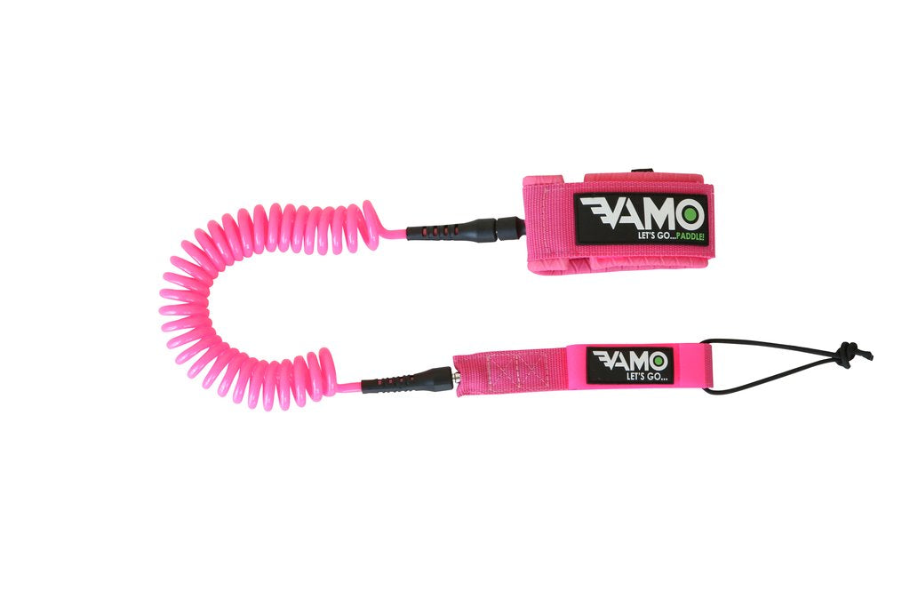 Vamo - Full Coiled 10' Leash