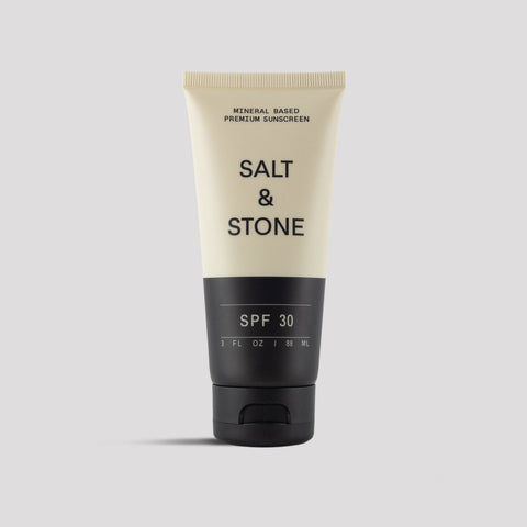 Mineral-Based Sunscreen