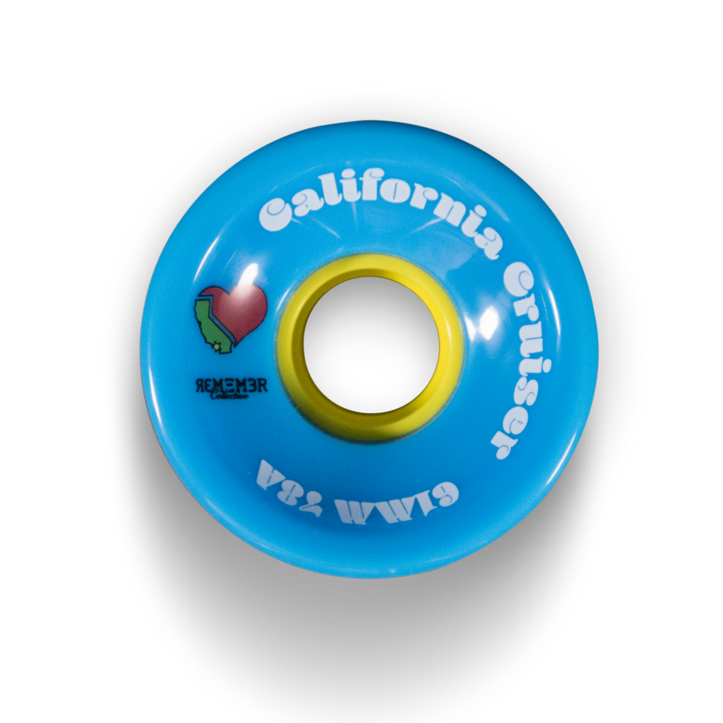 Remember California Cruisers 61mm