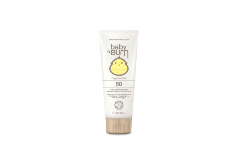 BABY BUM Mineral Sunscreen Lotion - SPF 50