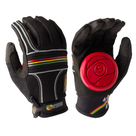 Sector 9 BHNC Rasta Gloves
