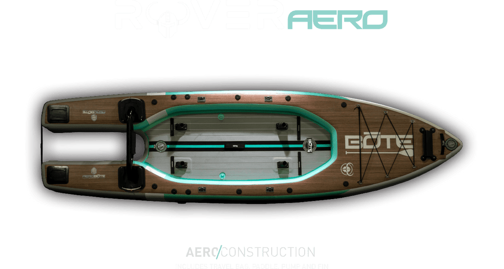 Bote 2019 Rover Aerobote (inflatable)