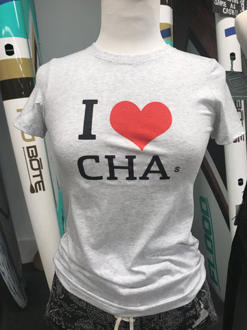 I Love Chattanooga Womens Tee