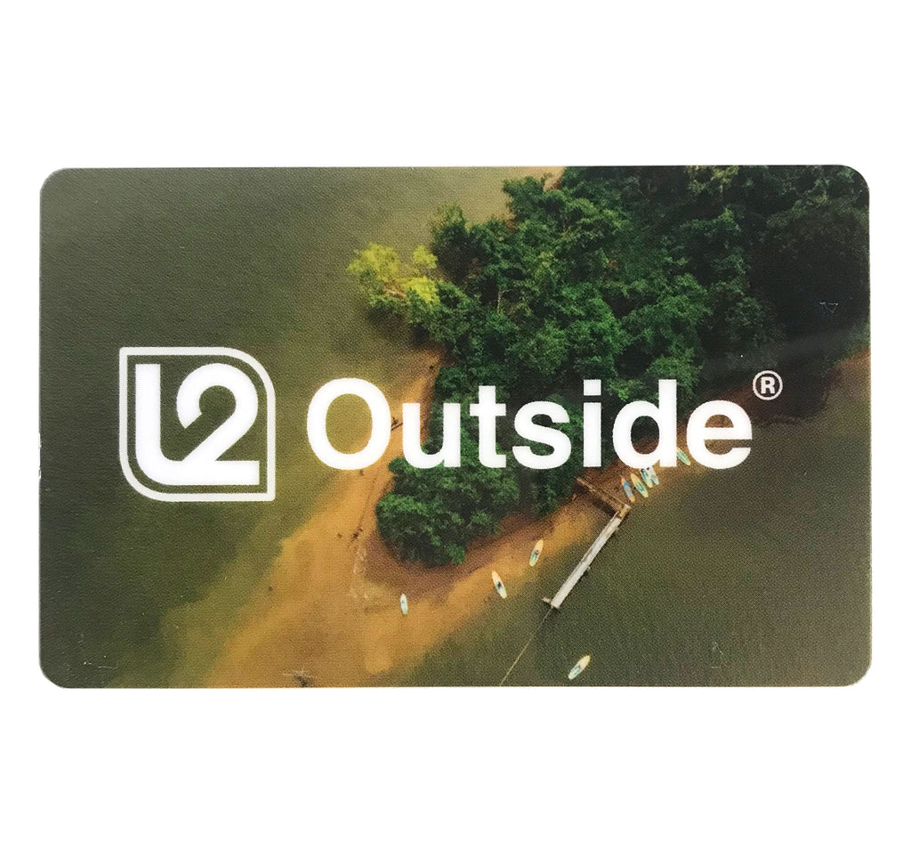 **L2 Outside Gift Card**