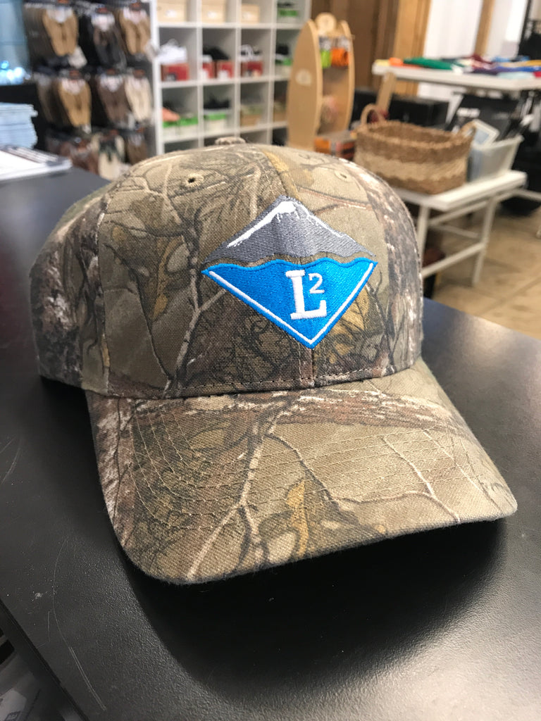 L2 Mountain/Water Hat