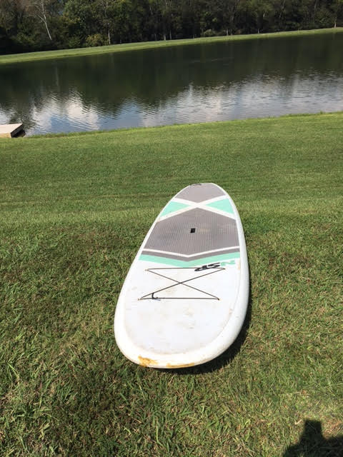 DEMO BOARD SUPER SALE - 10' NSP