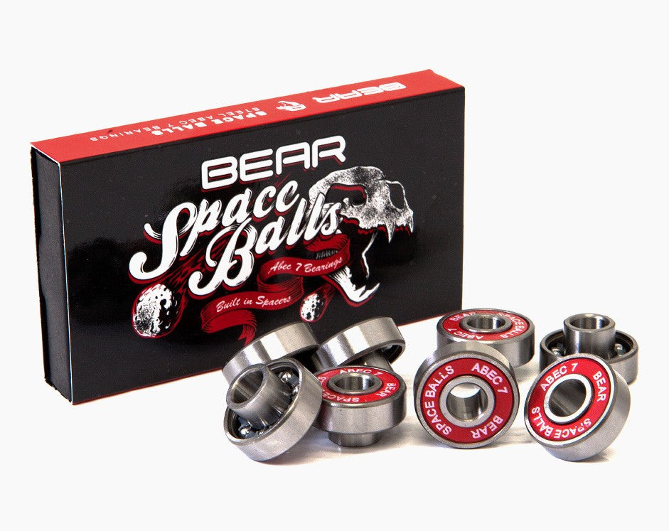 Bear SPACEBALLS Abec 7 BEARINGS