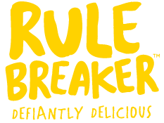 Rule Breaker harnesses the power of whole beans along with gluten-free oats and other superstar ingredients to create truly indulgent, guilt-free goodies.