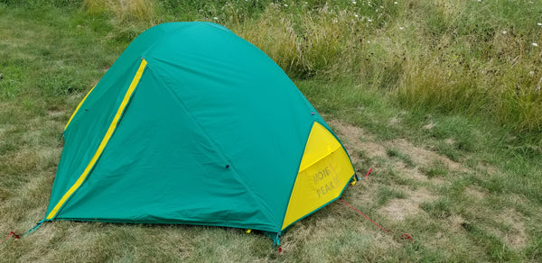 Trail 21+ Triple Tough - 2 Person and 1+ Person 2-in-1 Backpacking Tent (full kit)