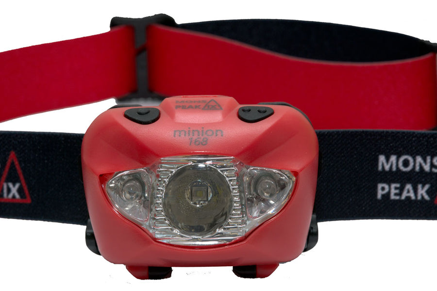 Minion 168 Headlamp