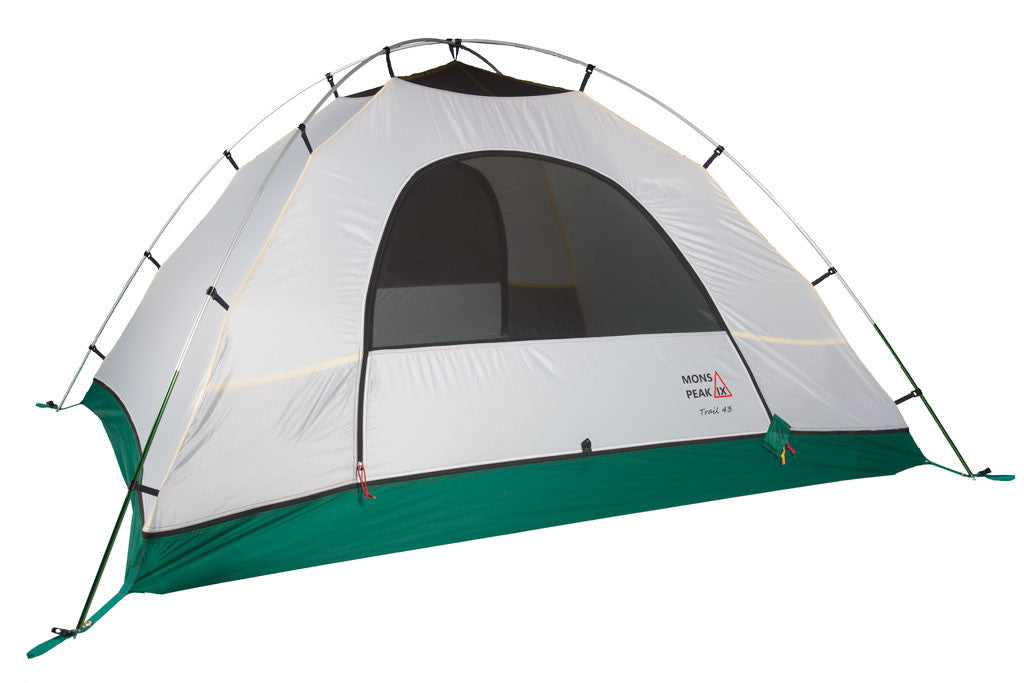 mons peak ix trail 43 3 person 4 person backpacking tent 3 person view