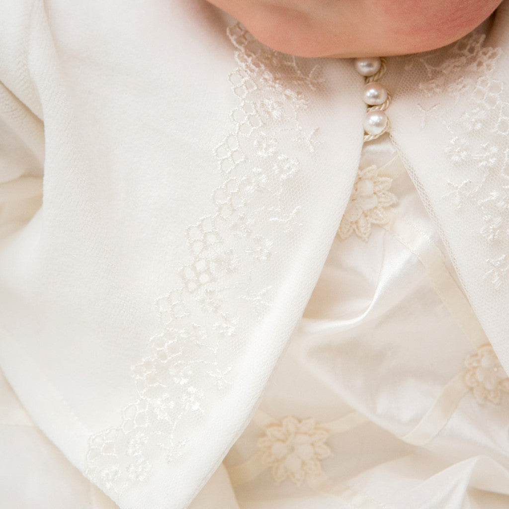 Christening Cardigan 'Angel'