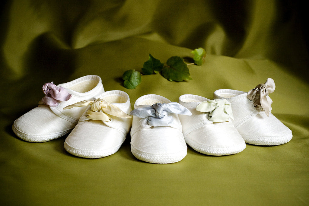 Boys Christening Shoes 'Gabriel'