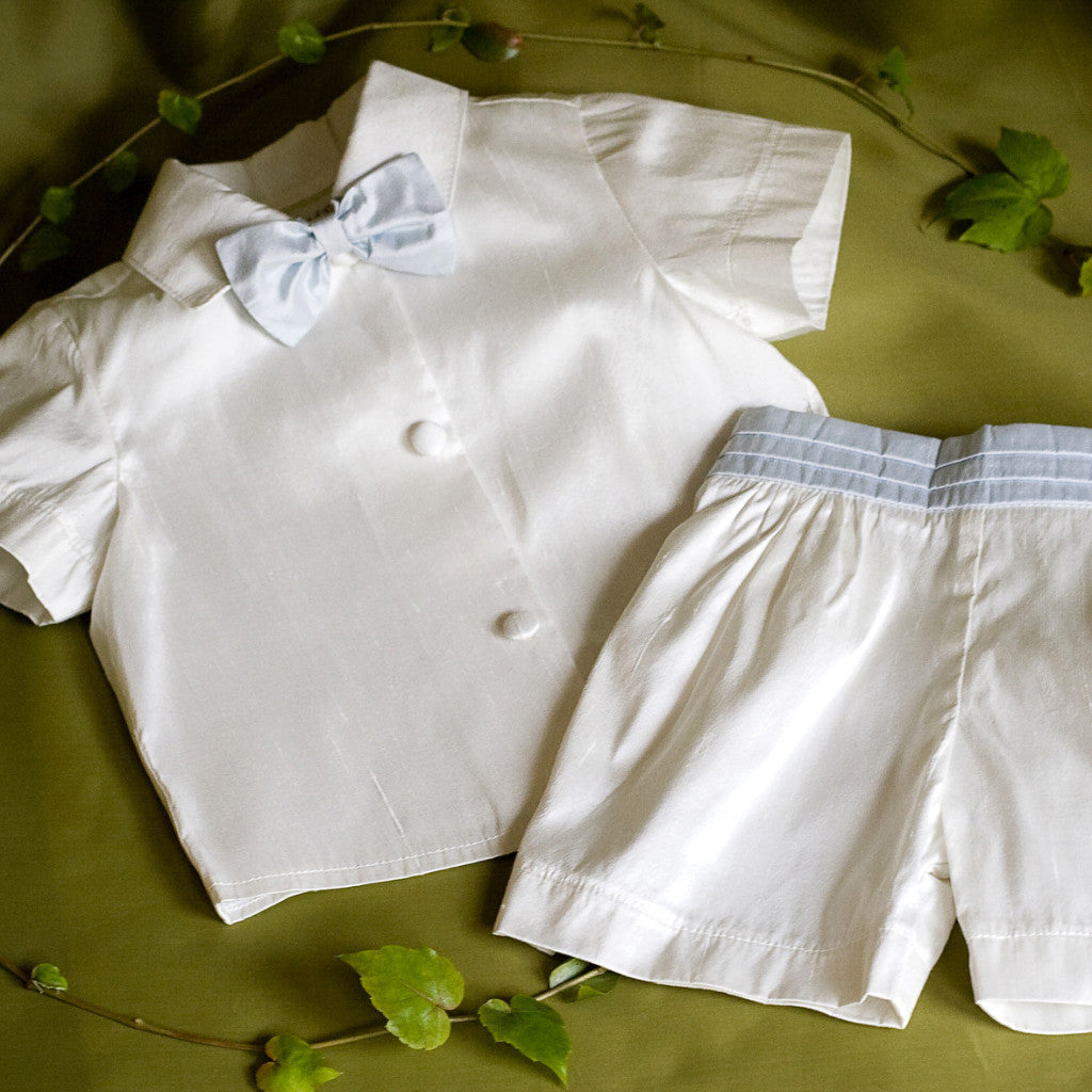 Boys Christening outfit 'Gabriel'