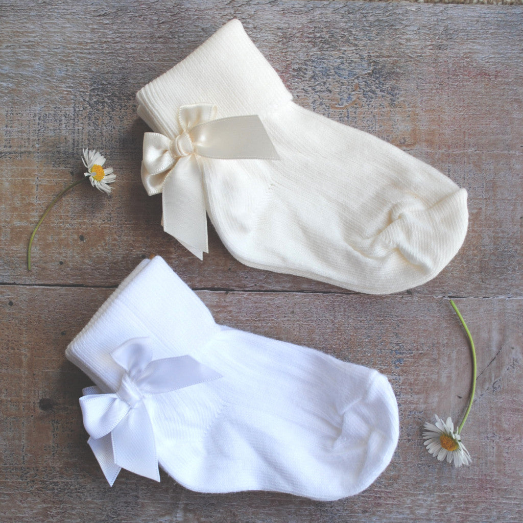 Bridesmaid socks 'Ava'