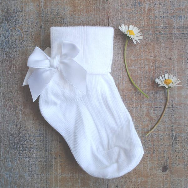 Christening socks 'Ava'
