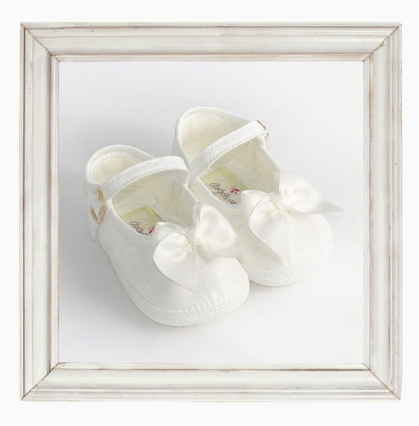 Girls Christening Shoes 'Beau'