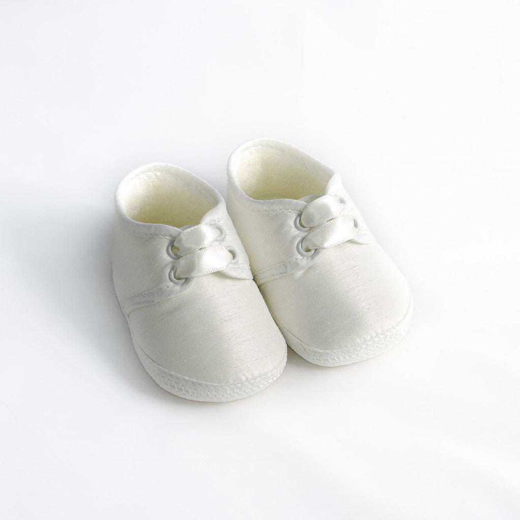 Boys Christening Shoes 'Cherub'
