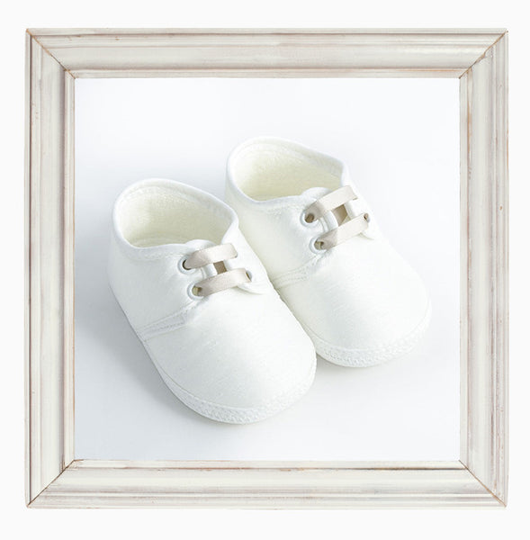 Cherub Boys Christening Shoes