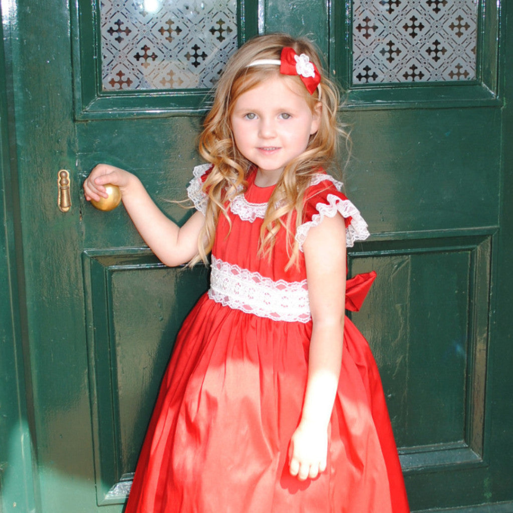 Regal Flower girl dress