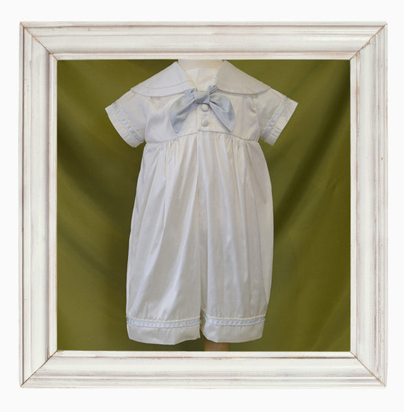 George Boys Christening Suit