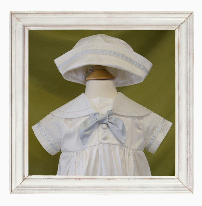 Boys Christening Hat 'Prince George'
