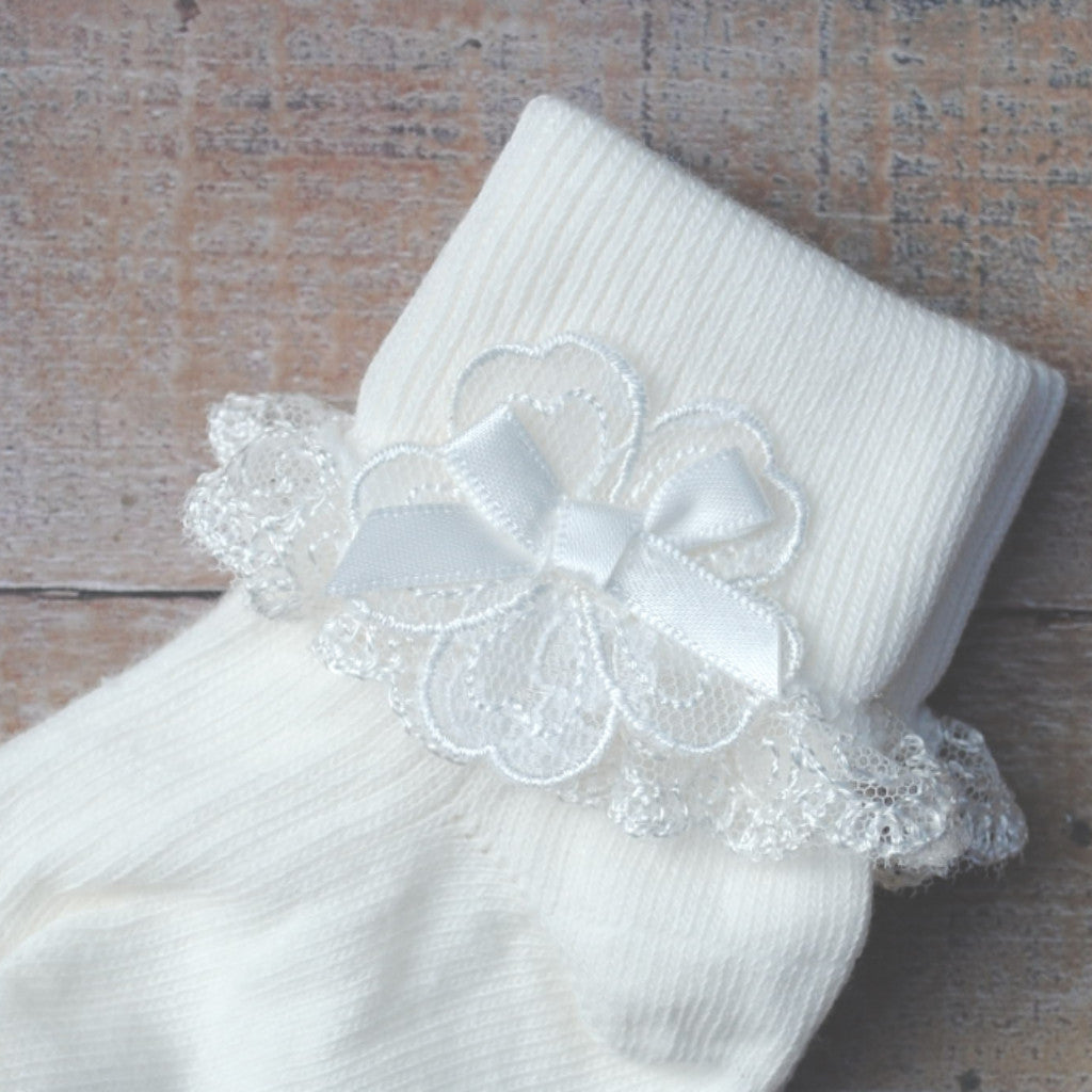Bridesmaid socks 'Grace'