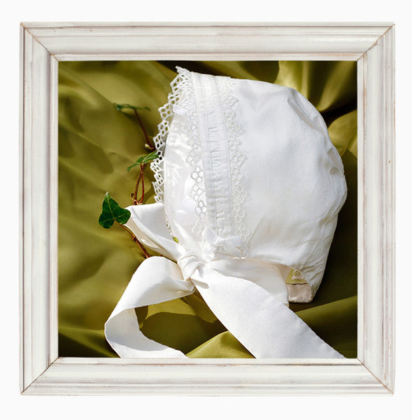 Christening Bonnet 'Patience'