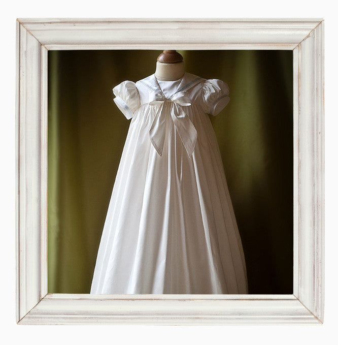 Raphael Gown with Ribbon Trim