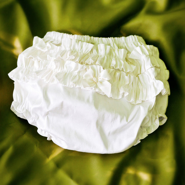 Frilly Knickers Silk