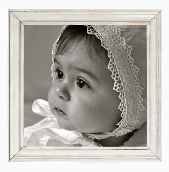 Christening Bonnet 'Flower Fairy'