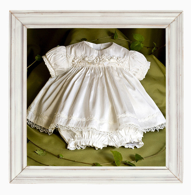 Christening outfit for Tiny Babies 'Hope'