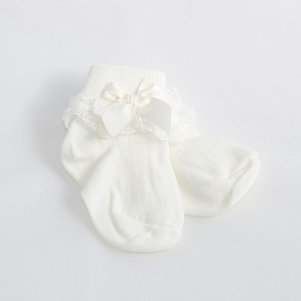 Christening socks 'Maria'