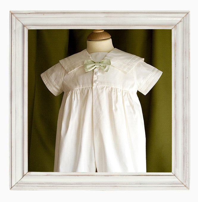 Boys Christening outfit 'Michael'