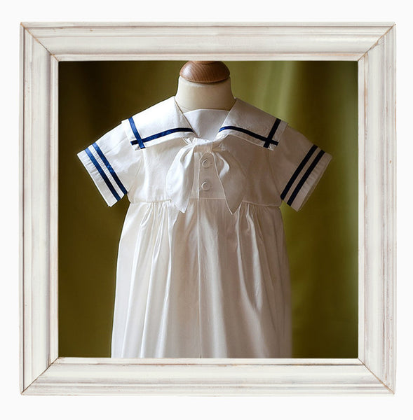 Boys Christening outfit 'Noah'