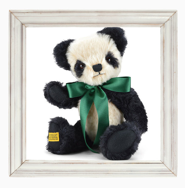 Antique Panda - Christening Gift