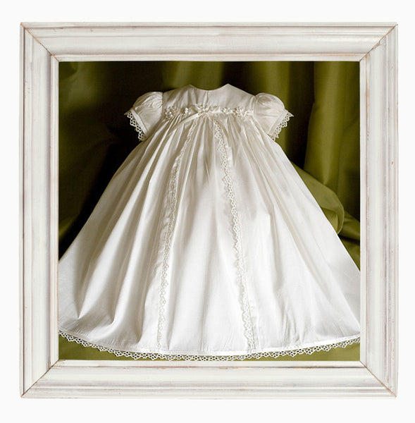 Blessing Girls Christening Gown for Tiny Babies