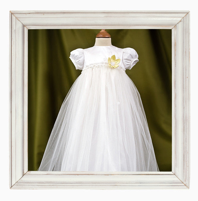 Spirit Fairy Christening Gown - Angels & Fishes
