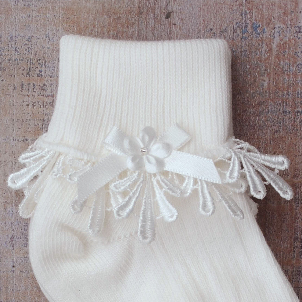 Tiffany Girls Bridesmaid socks