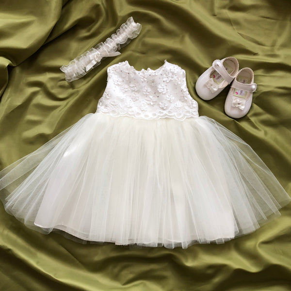Christening Dress Set 'Twinkle'
