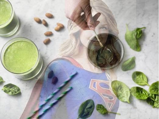 Become a Superhero with Superfood Spirulina