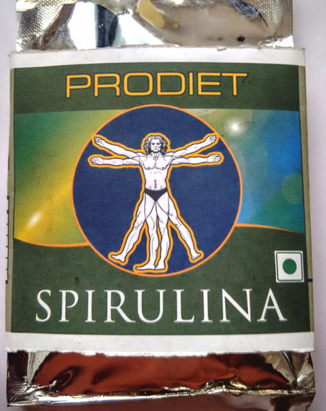 Prodiet Powder - Natural Spirulina