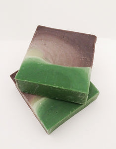 Coconut Lime Verbena - Vegan Handcrafted Soap