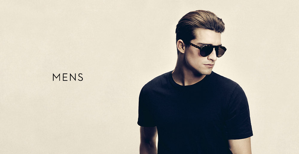 mens sunglasses banner