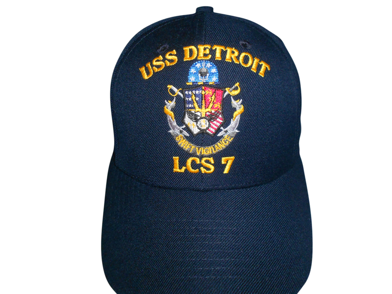 DETROIT LCS - 7 – The Corps