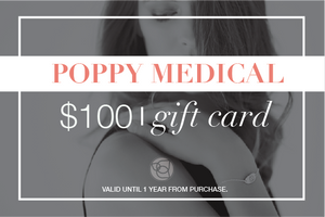 Poppy Medical Gift Card - $100